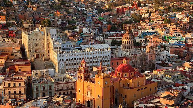 Guanajuato: Si no llegan lluvias, la capital podría entrar en crisis de desabasto de agua (zona franca)