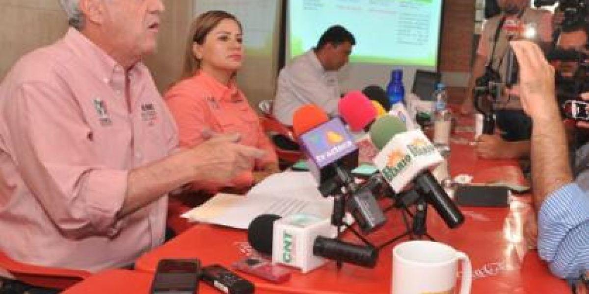 Tamaulipas: Segunda línea del acueducto solución para falta de agua en Victoria: Étienne (El Mercurio)