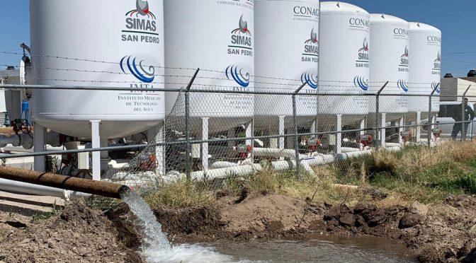 Coahuila: 'Sólo unas horas al día tenemos agua' (El Siglo de Torreón)
