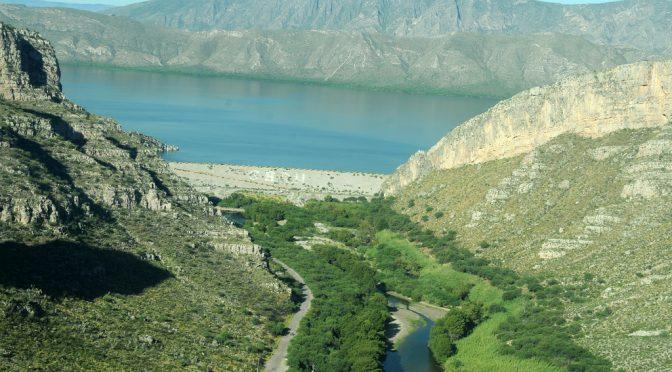 Coahuila: Van por agua de presa Francisco Zarco (El Siglo de Torreón)