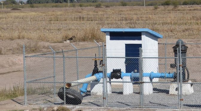Coahuila: coincide alcalde con senadora en medir agua para productores (El Siglo de Torreón)