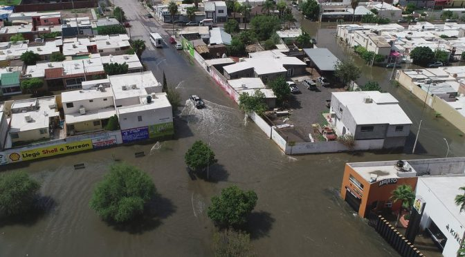 Coahuila: Ven imprecisiones en proyecto de drenaje (El Siglo de Torreón)