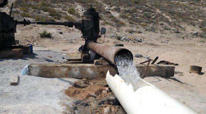Coahuila: insisten en regulación de extracciones en pozos de agua (El Siglo de Torreón)
