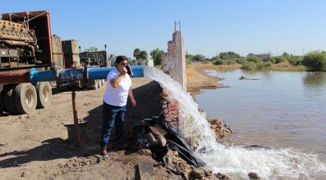 Coahuila: revisan aforo del nuevo pozo de agua (El Siglo de Torreón)