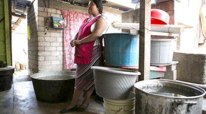 Oaxaca: Tras casi 2 años de espera, reconectarán red de agua en Ayutla (El Siglo de Torreón)
