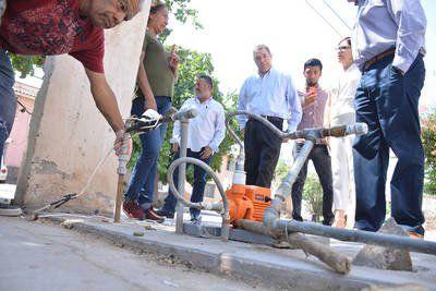 Coahuila: baja presión de agua por falla en tres pozos (El Siglo de Torreón)