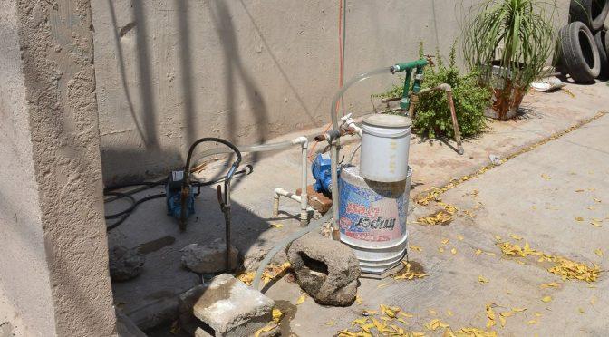 Torreón: IP pide explicación de desabasto de agua (El Siglo de Torreón)