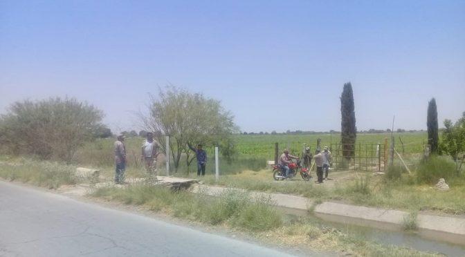 Coahuila: Detectan en SP toma clandestina de agua (El Siglo de Torreón)