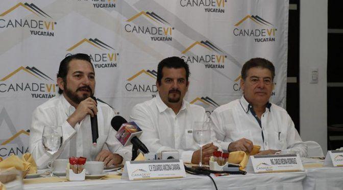 Yucatán: Por limpiar el agua se encarece el precio de las casas: Canadevi (Yucatán a la Mano)