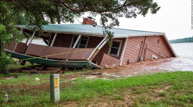 Esta es la devastación de los tornados e inundaciones en el centro de Estados Unidos (CNN)