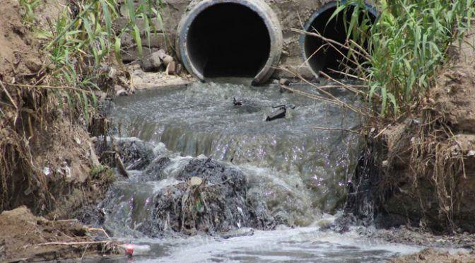 Veracruz: Busca CAEV frenar contaminación del río Tuxpan (Noreste)