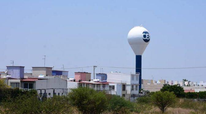 Querétaro: crisis por agua cada vez más cerca (Diario de Querétaro)