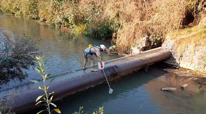 Puebla: Reconoce la ONU tecnología mexicana para medir contaminación por agua en ríos (El sie7e)