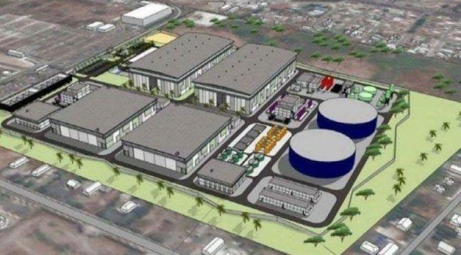 Baja California: Gobierno estatal justifica creación de nueva empresa para desaladora (Unimexicali)