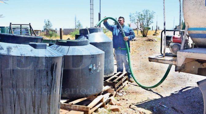 Chihuahua: vende funcionario a Coca Cola agua robada (El Diario de Chihuahua)