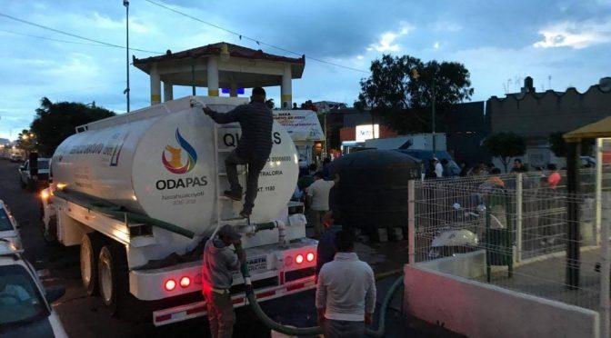 Estado de México: por obras, recortarán el abastecimiento de agua en Nezahualcóyotl (Hoy Estado)