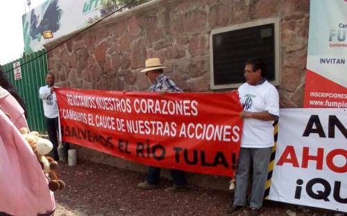 Hidalgo: Organizaciones populares denuncian la contaminación del río Tula y en el Valle del Mezquital (Rebelión)