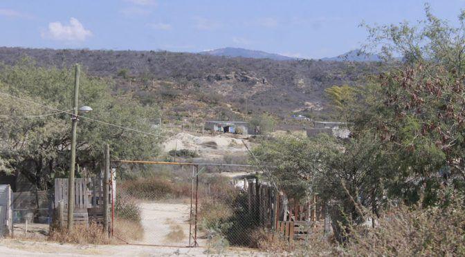 Puebla: Explotan mineras el Valle de Tehuacán (El mundo)