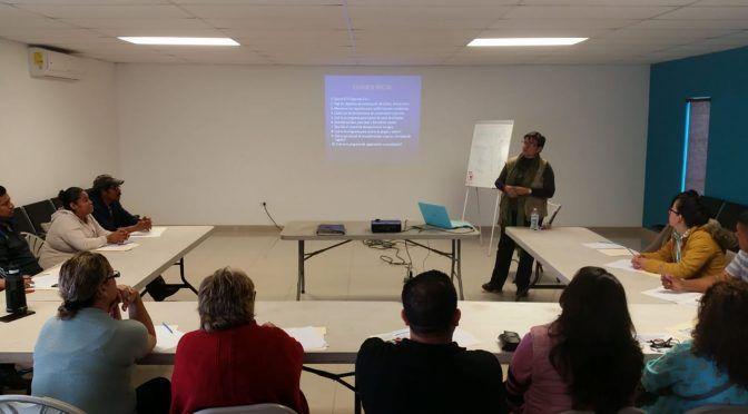 Baja California: Dan curso de higiene en plantas purificadoras (el vigía)