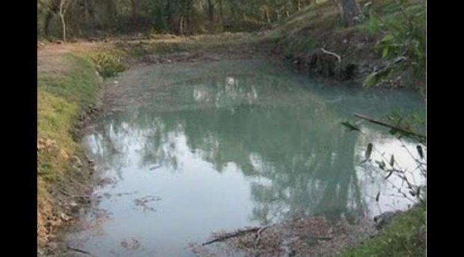 Durango: Perciben niveles altos de arsénico en el agua (El siglo de Durango)