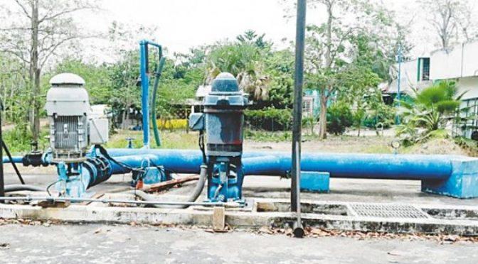 Tabasco: Por segunda vez deja sin agua CFE a Balancán (Tabasco HOY)