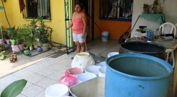 Tabasco: hacen pipas negocio con falta de agua (Tabasco HOY)