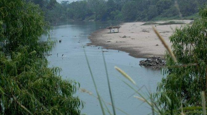 Tabasco: Se seca el río Puxcatán (Tabasco HOY)