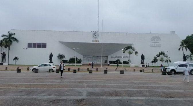 Tabasco: Marcha atrás a la venta del palacio y privatización del agua en Centro (Tabasco hoy)