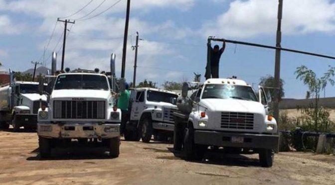 Baja California Sur: Pozo 4: el negocio del desabasto de agua en Cabo San Lucas (Tribuna de Los Cabos)