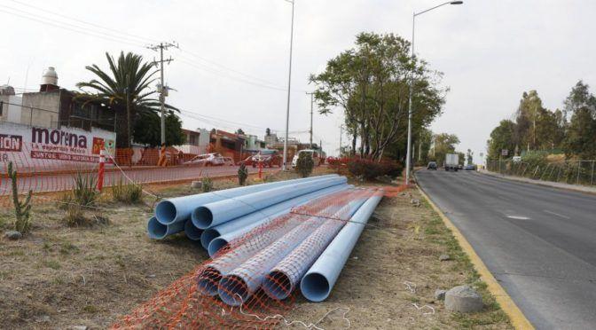 Puebla: Red de agua en el centro data de 2011 y tiene vida útil de 80 años: Extrabajadores del SOAPAP (La Jornada de Oriente)