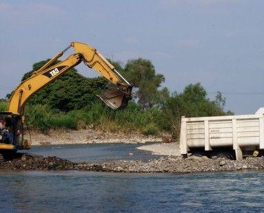 Hidalgo: Desabasto de agua en 8 localidades, por saqueo del río Garcés (Criterio)