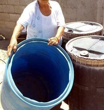 Monterrey: Se secan en el sur hasta aljibes (El norte)