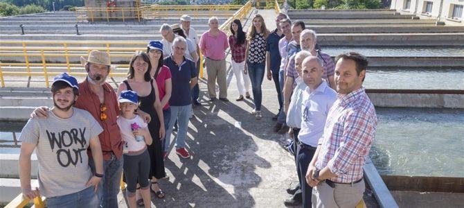 España: La empresa que gestiona el agua en Toledo planea una jornada de puertas abiertas (el día digital)