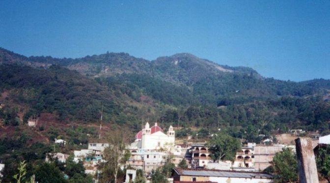 Oaxaca: Grupo armado bloquea el acceso al manantial de agua en la Sierra Norte (aimer noticias)