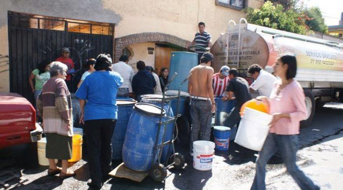 Durango: Tiene Conagua zonas críticas (El Siglo de Durango)