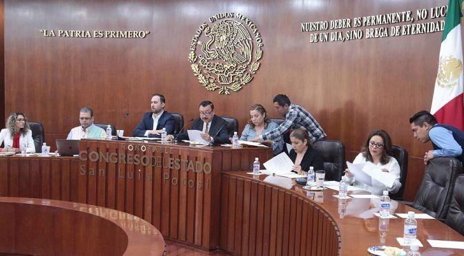 San Luis Potosí: Comisión del Agua aprueba reformas a la ley de aguas para el estado (Exprés)