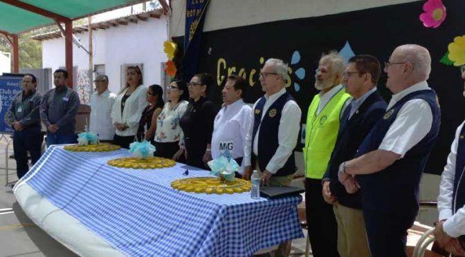 Sonora: Instalan planta de agua potable en escuela (Termómetro)