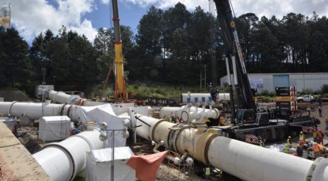 CDMX: Anuncia Conagua proyecto para llevar más agua al Valle de México (La Razón)