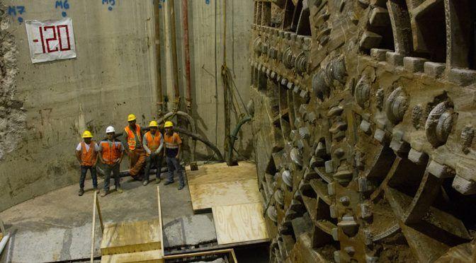 CDMX: Apresuran trabajos del Túnel Emisor Oriente (Reporte Indigo)