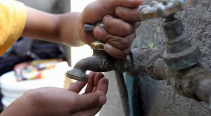 Yucatán: Alarmante el problema del desabasto de agua en Progreso (Reporteros Hoy)