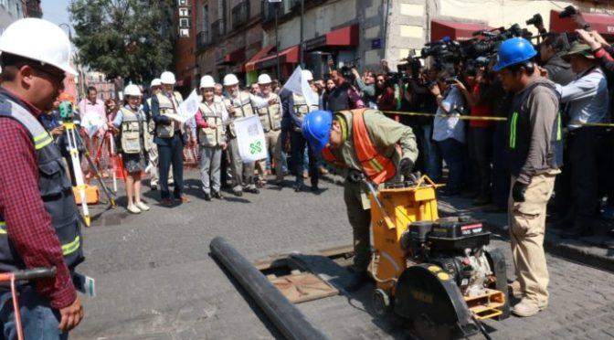 CdMx: Acciones del Gobierno de la Ciudad de México para el cuidado del agua (Más por Más)