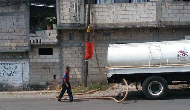 Implementa Jiutepec: Jiutepec programa para la mitigación al desabasto de agua potable (El Sol de Cuernavaca)