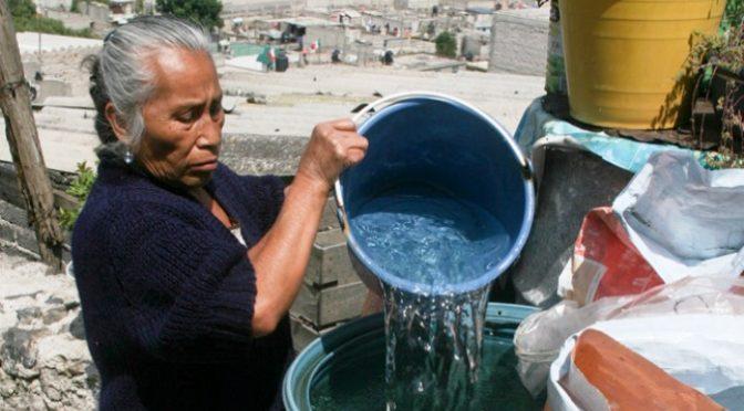 CdMx: Hay 70 millones de mexicanos que no cuentan con agua salubre y asequible (Al Momento)
