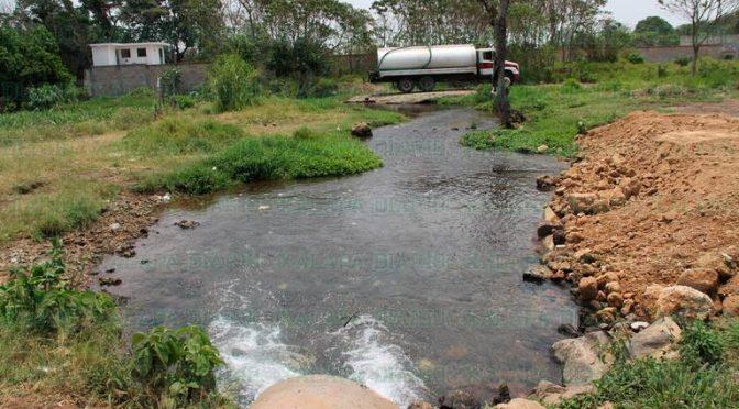 Veracruz: Drenajes contaminan manantiales de la región de Xalapa; advierten sobre males gastrointestinales (Diario de Xalapa)