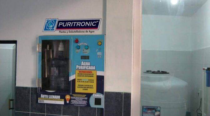 Veracruz: Venden agua insalubre, demandan usuarios revisiones sanitarias (La opinión de poza rica)