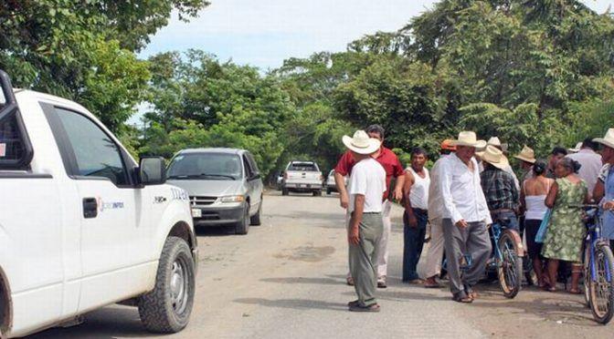 Tabasco: Bloquean acceso al Campo Sen (El Heraldo de Tabasco)
