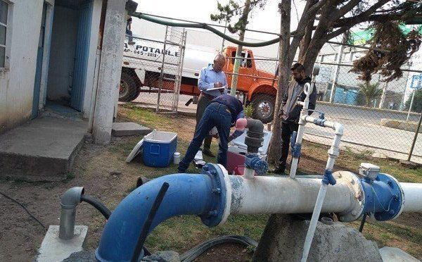 Hidalgo: Agua apta para uso y consumo humano: CAAMT (Independiente de Hidalgo)