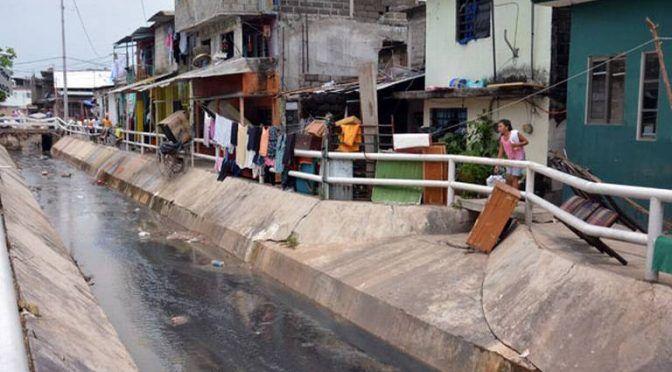 Tabasco: arroyos de agua sucia (El Heraldo de Tabasco)
