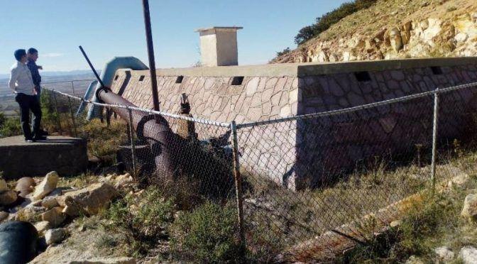Zacatecas: Robo en CFE deja sin agua (Trópico de Cáncer)