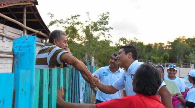 Quintana Roo: Agua, un derecho humano': Chino Zelaya (Luces del Siglo)